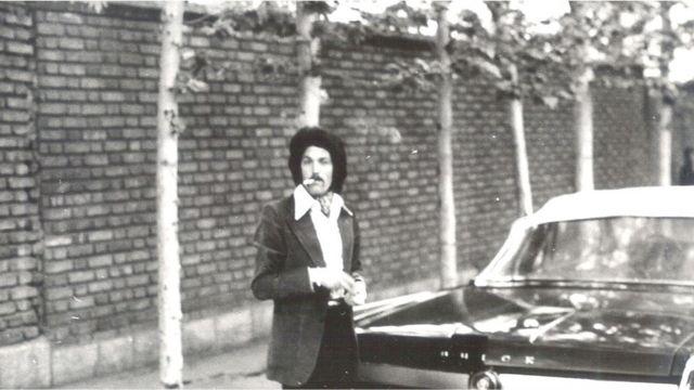 بیوک ۱۹۷۰ (وایلد کت) که از یک افسر ارتش آمریکا به قیمت ۲۰۰۰ دلار خریداری شده بود