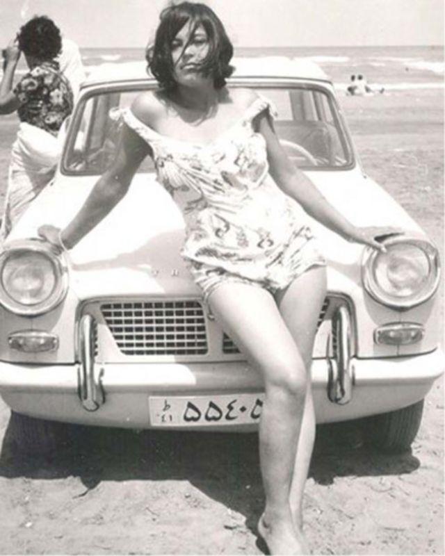 تعطیلات آخر هفته لب دریای خزر ۱۹۶۳