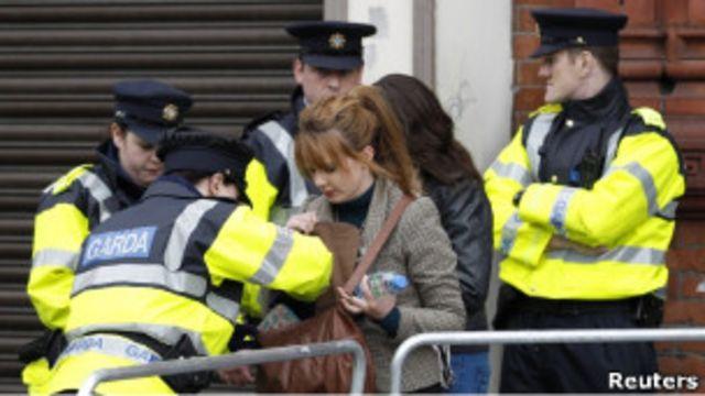 愛爾蘭警察
