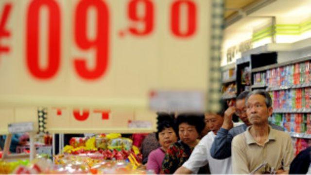 Trung Quốc đang phải giải quyết thực trạng lạm phát cao.
