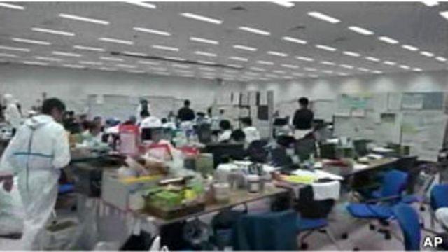 日本福島核電站(06/05/2011)