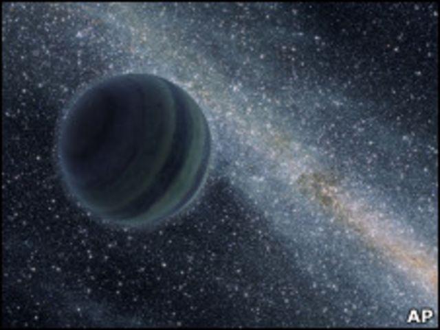 'Novos planetas' teriam o tamanho de Júpiter