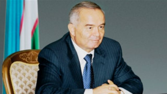 Ислам Каримов правит Узбекистаном с 1990 года. Правозащитники обвиняют его в систематических нарушениях прав человека