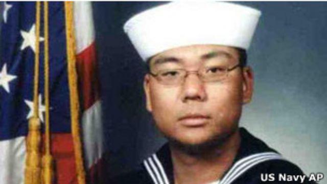 現年22歲的美國海軍二等士官布賴恩·馬丁來自紐約州