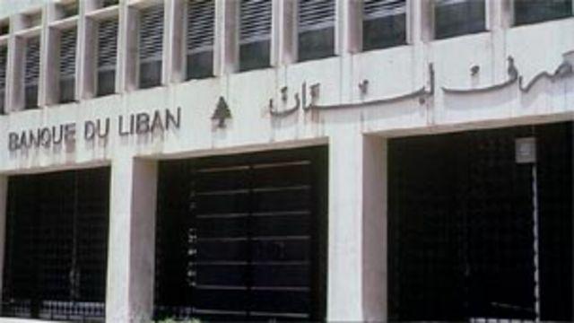 黎巴嫩銀行