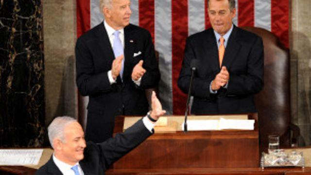 نتانیاهو در کنگره آمریکا
