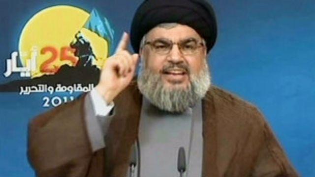 رهبر حزب الله مدت هاست که در انظار عمومی ظاهر نشده