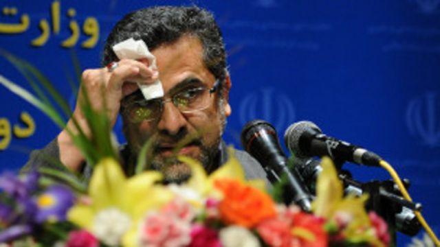 جواد شمقدری، رئیس سازمان سینمایی ایران