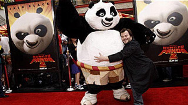 功夫熊貓2宣傳活動