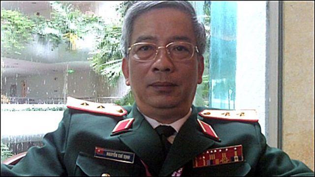Trung tướng Nguyễn Chí Vịnh