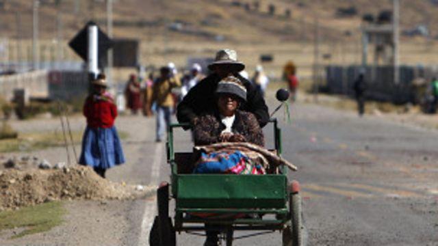 Puno, Perú