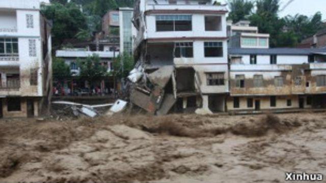 貴州望謨水災(06/06/2011)