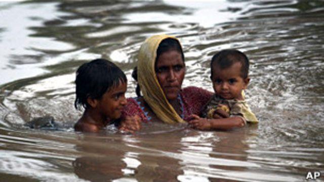巴基斯坦2010年洪災