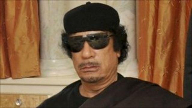 دولت آمریکا بار دیگر تاکید کرده که معمر قذافی باید از قدرت کناره گیری کند