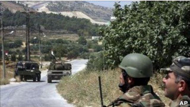 敘利亞軍隊攻入北部城市吉斯爾舒古爾