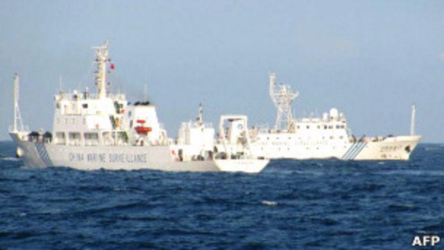 中國海巡船隻