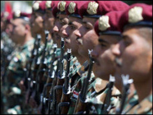 နယ်စပ်မှာ တိုးမြှင့်ချထားတဲ့ ဆီးရီးယား စစ်တပ်