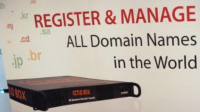 域名管理海報