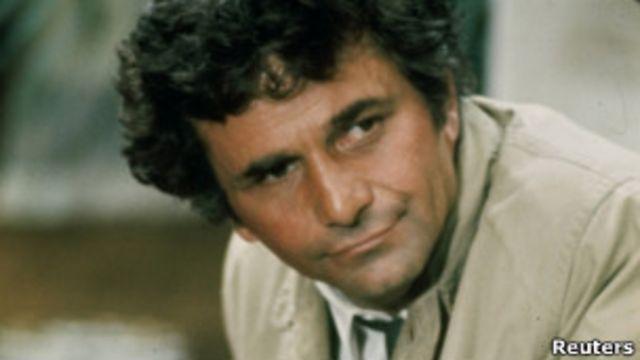 """پیتر فالک بیشترین معروفیت خود را به خاطر ایفای نقش """"ستوان کلمبو"""" کسب کرد"""