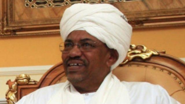 蘇丹總統奧馬爾·阿爾·巴希爾