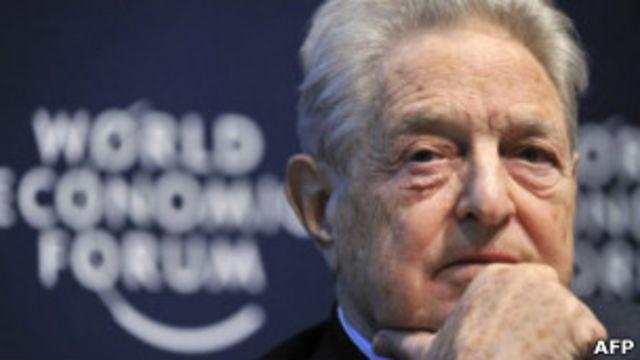 George Soros đã tuyên bố sẵn sàng hy sinh cả gia sản để đánh bại Tổng thống George W. Bush