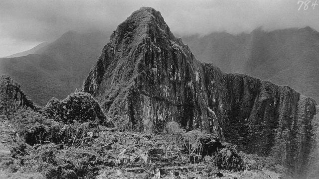 Machu Picchu Como La Vio Hace 100 Años Su Redescubridor Bbc News Mundo