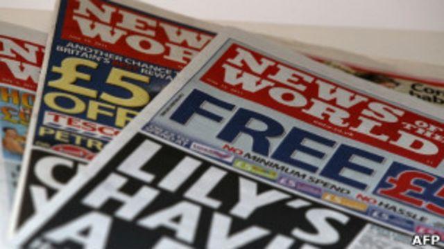 Jornal News of the World