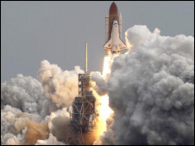 နောက်ဆုံးလွှတ်တင်တဲ့ လွန်းပျံ အာကာသယာဉ်