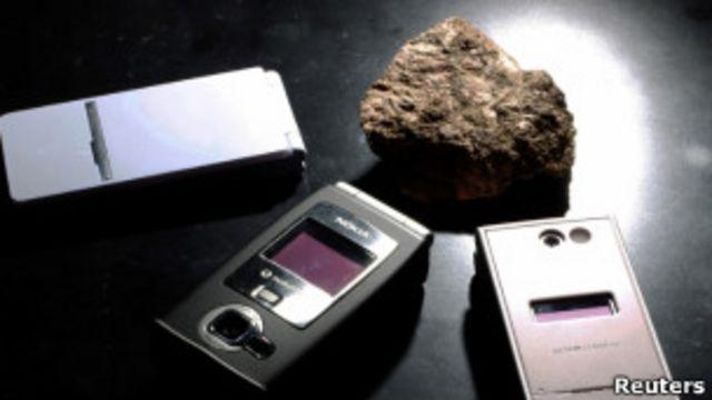 Đất hiếm được dùng cho các thiết bị công nghệ cao.