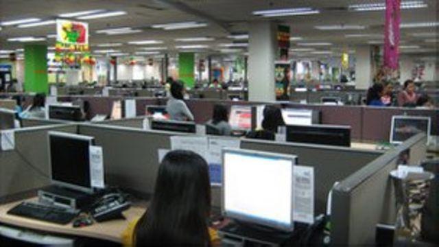 Filipina sekarang menjadi pusat layanan telepon pelanggan terbesar di dunia