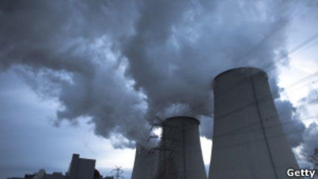 火力發電廠煙囪