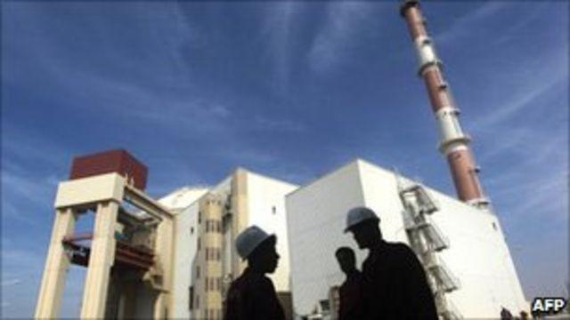 伊朗核工廠