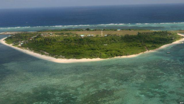 Pulau Thitu, Kepulauan Spratly