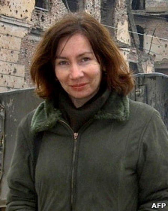 Об уголовном деле против Матвеева писала менее чем за год до смерти правозащитница Наталья Эстемирова