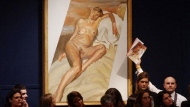 کمتر نقاشی با بیباکی فروید به تماشای زوال و تلاشی بدن آدمی پرداخته است