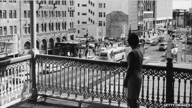 Аделаида, Австралия (1950-е годы)