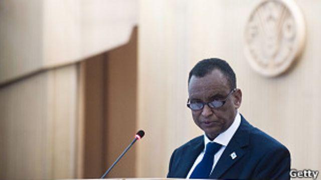 Mohammed M.H. Ibrahim, viceprimer ministro de Somalia