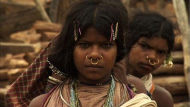 兩名東加裏亞女孩