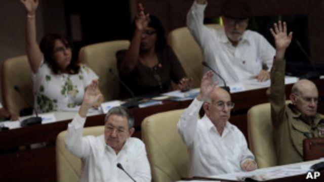 古巴國民議會通過經改方案