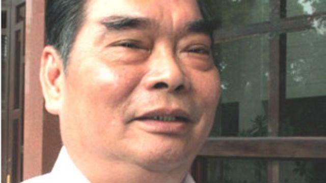 Ông Lê Hồng Anh