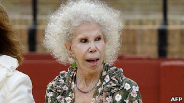 La Duquesa De Alba Se Deshace De Su Fortuna Para Poder Casarse Bbc News Mundo