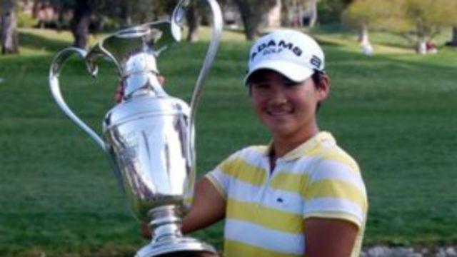 台灣高爾夫球選手曾雅妮