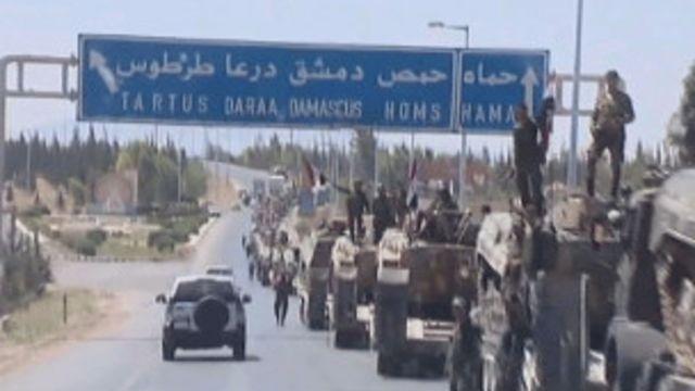 敘利亞部隊