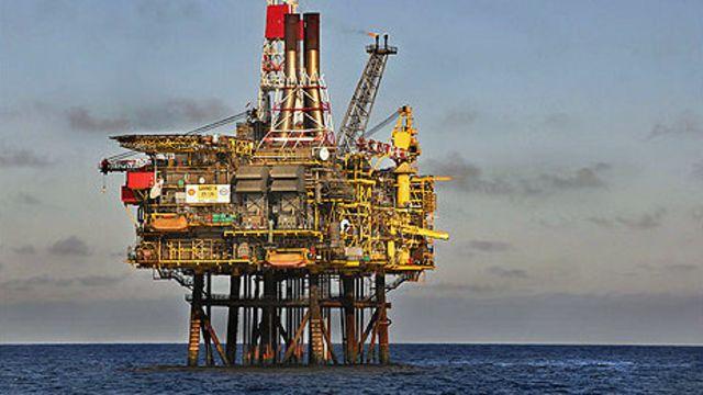 Giàn khoan dầu khí (ảnh chỉ có tính chất minh họa)