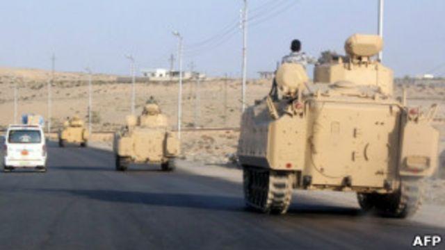 عملية النسر في سيناء