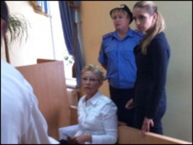 Справа Юлії Тимошенко з кожним новим судовим засіданням поглиблює протистояння між владою та опозицією