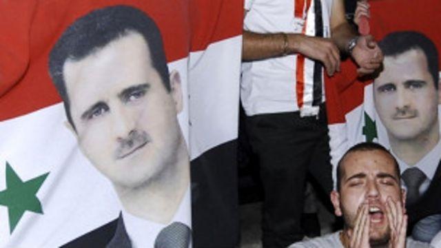 自從敘利亞反政府示威開始以來,已經有超過2,200人被打死