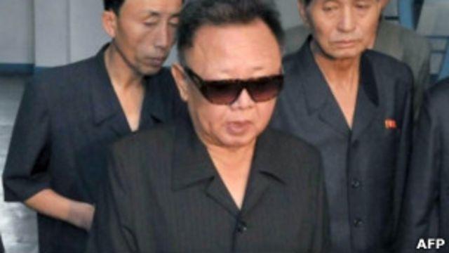 朝鮮領導人金正日(資料照片)