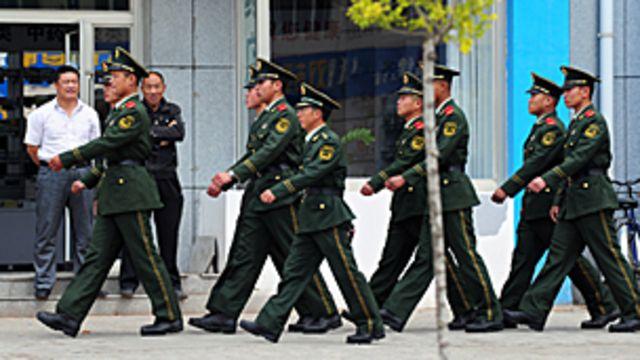 Binh lính Trung Quốc