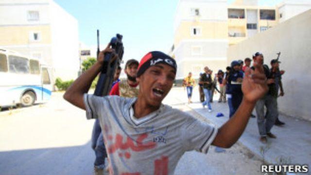 利比亞反叛武裝